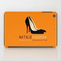 oitnb iPad Cases featuring Natalie Figueroa #2 | OITNB by Sandi Panda