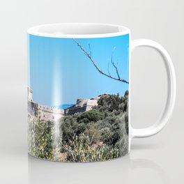 Sermoneta, a walled town Coffee Mug