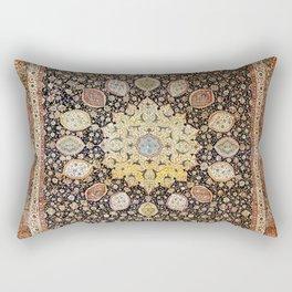 Ardabil Persian Safavid Carpet Rectangular Pillow