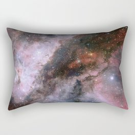 Eta Carinae Nebula - Space Art Rectangular Pillow