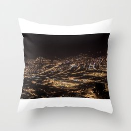 Cusco Night Moves Throw Pillow