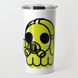 trick or treat cyka blyat Travel Mug