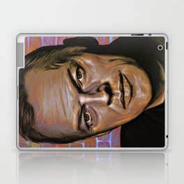 David Gilmour Laptop & iPad Skin