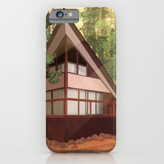 Tahoe Cabin iPhone 6s Slim Case