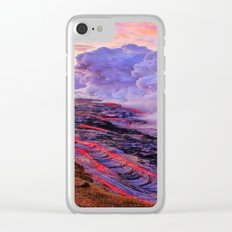 BEAUTIFUL DISASTER Clear iPhone Case