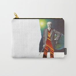 Professor OrangePants Carry-All Pouch