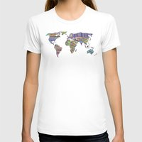 decal T-shirts featuring Overdose World by Bianca Green