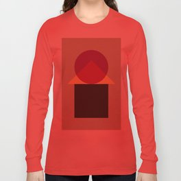 Cirkel is my friend V2 Long Sleeve T-shirt