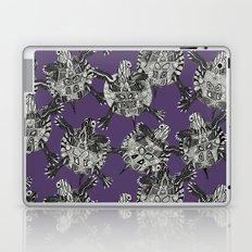turtle party violet Laptop & iPad Skin