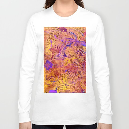 amoeba's sounds - proximity Long Sleeve T-shirt