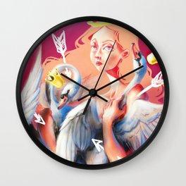 La Reina de Nadie Wall Clock