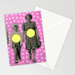 Walking After You Stationery Cards