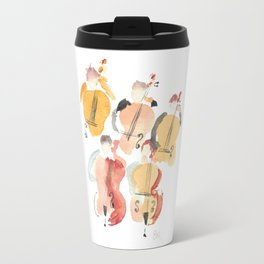 All About that Double Bass Section Travel Mug