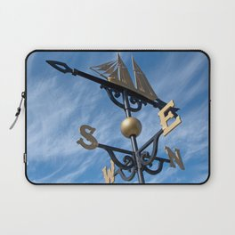 Where the Wind Blows Laptop Sleeve