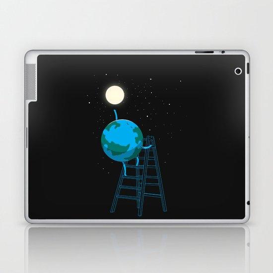 Reach the moon Laptop & iPad Skin