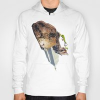 climbing Hoodies featuring Climbing by Lerson