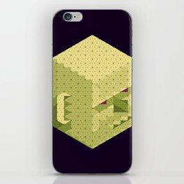 Sha Wujing iPhone Skin