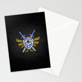 Heroes Legend - Zelda Stationery Cards