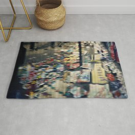 Jumbled Thoughts Rug