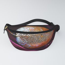 Sparkling Physalis  Fanny Pack