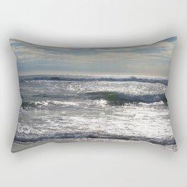 Morning Seascape Rectangular Pillow