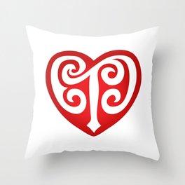 ETC Kid 'etcLove' Heart Emote Throw Pillow