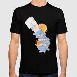Weatherman Note T-shirt
