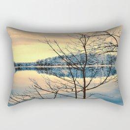 Early Winter Rectangular Pillow