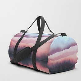 Valentine Forest Duffle Bag