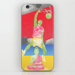 Valiantly Strive To Banish & Annihilate The Buddha iPhone Skin