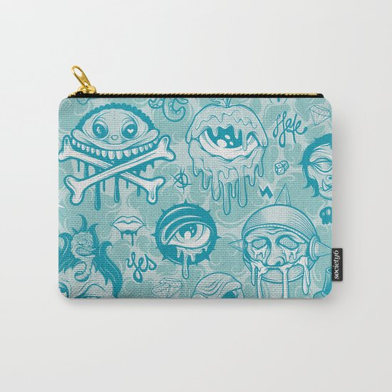 Characters Carry-All Pouch