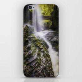 Tranquil World iPhone Skin
