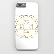 Golden Sprout Slim Case iPhone 6s