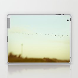 Line Up Laptop & iPad Skin