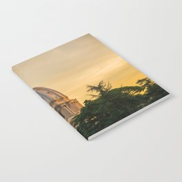 Sunset At The Vatican Notebook