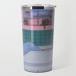 Urban Mermaid Travel Mug