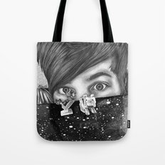 Diamondminecraft  Tote Bag