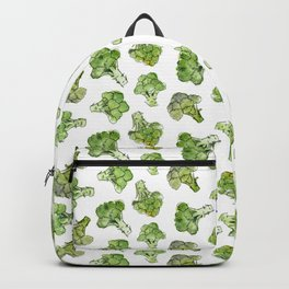 Broccoli - Scattered Backpack