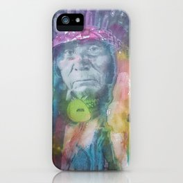native colours iPhone Case