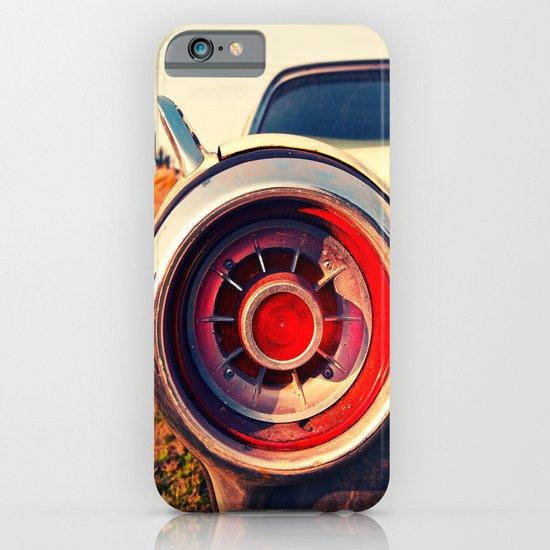T-Bird taillight iPhone & iPod Case