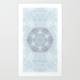 Heavenly Grace Art Print