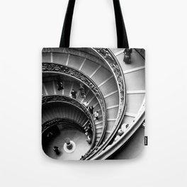 Vatican Stairway Tote Bag