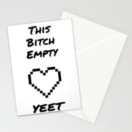 YEET Stationery Cards