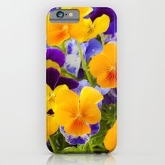 Flowers I Pod Skin iPhone 6s Slim Case