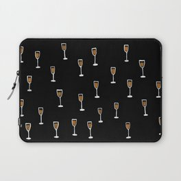 More Champagne Please Laptop Sleeve