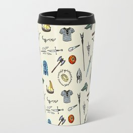Lord of the pattern Travel Mug