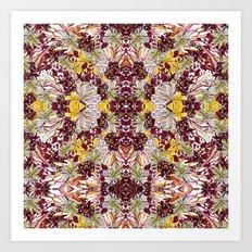 Marie Creedon Florals Art Print