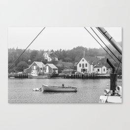 Northwest Cove Canvas Print