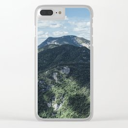 Great Range from Colvin II Clear iPhone Case
