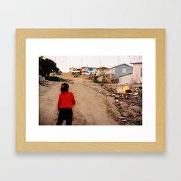 baja 89 Framed Art Print
